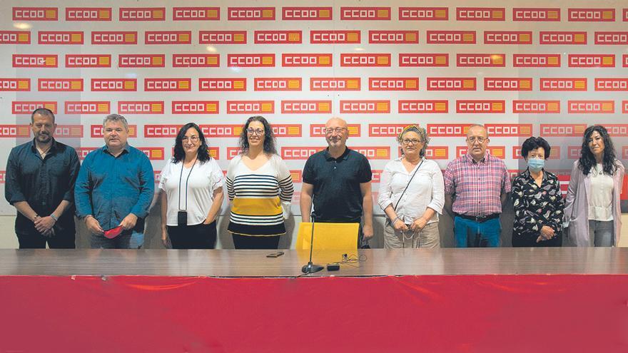 José Luis García aspira a un nuevo mandato como secretario general