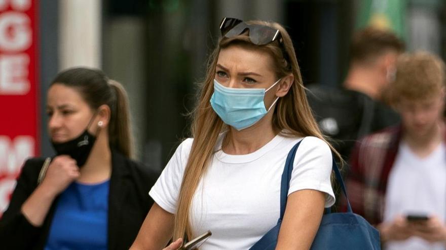 El coronavirus repunta en Reino Unido con 1.148 contagios en 24 horas