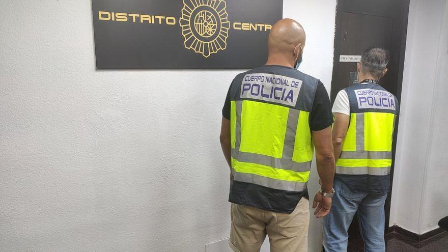 Detienen a un menor de 14 años por cuatro atracos en Palma utilizando una violencia extrema