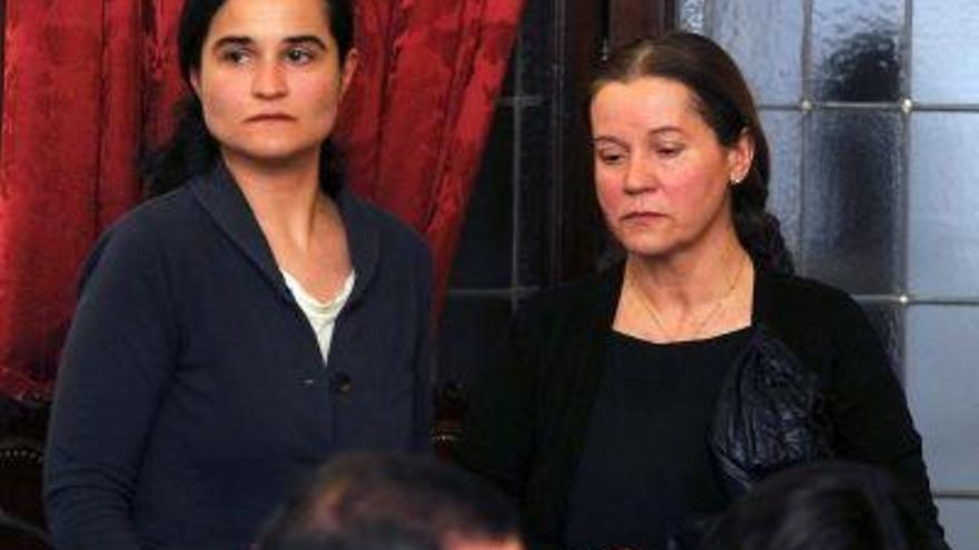 """Estrasburgo inadmite el último recurso de Triana y cierra para ella el """"caso Carrasco"""""""