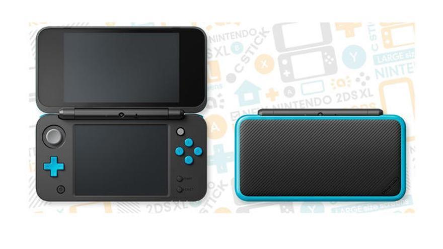 New 2DS XL: així és la nova portàtil de Nintendo