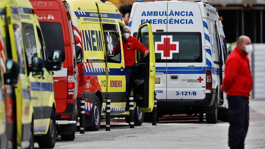 Aviso desde Portugal: su frontera será la puerta de entrada a Galicia de la variante británica