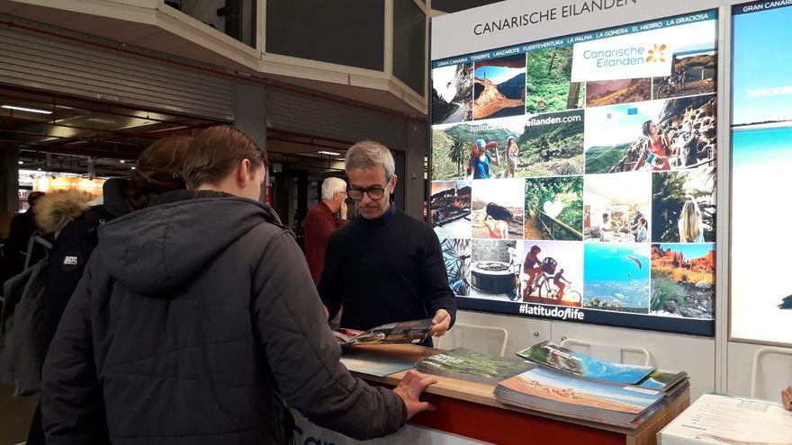 Canarias trata de recuperar turismo holandés, que dejó 590 millones en 2019