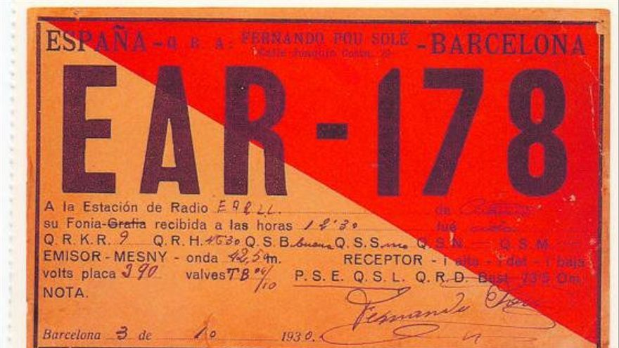 Radioaficionats del món