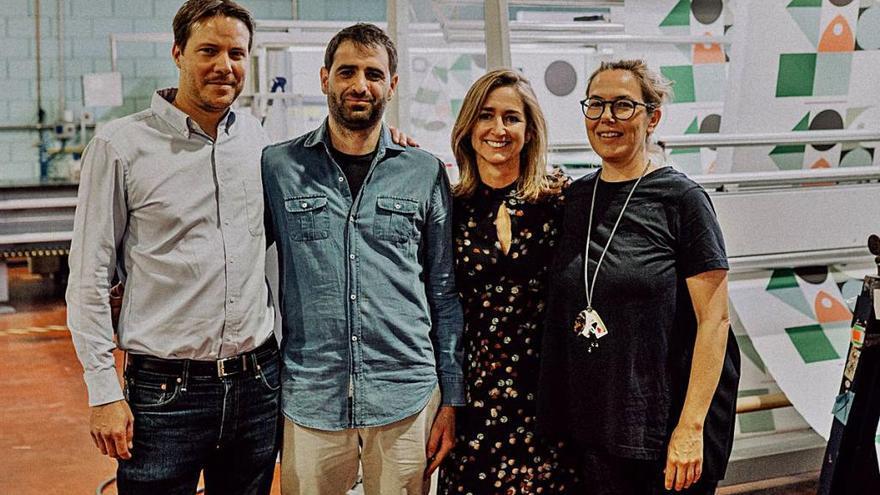 La textil de Villena Texathenea se convierte en proveedora de Ikea