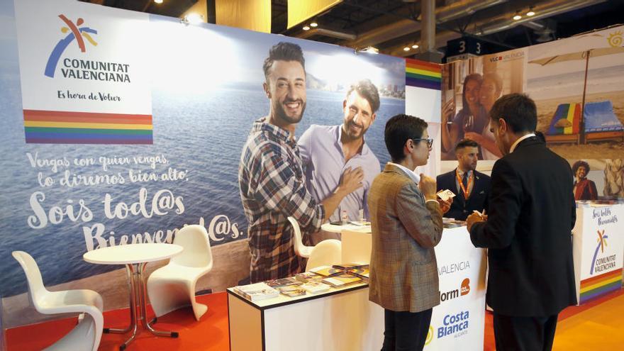 Premio al Consell por su labor en la integración del colectivo LGTB en el turismo