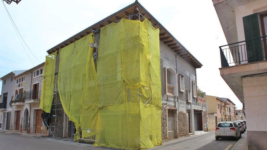 La reforma de viviendas tira de la economía de Binissalem en plena crisis
