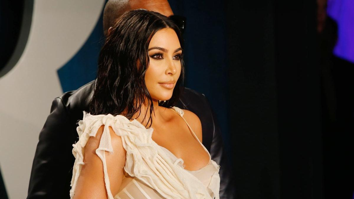 Kim Kardashian, en una imagen de archivo
