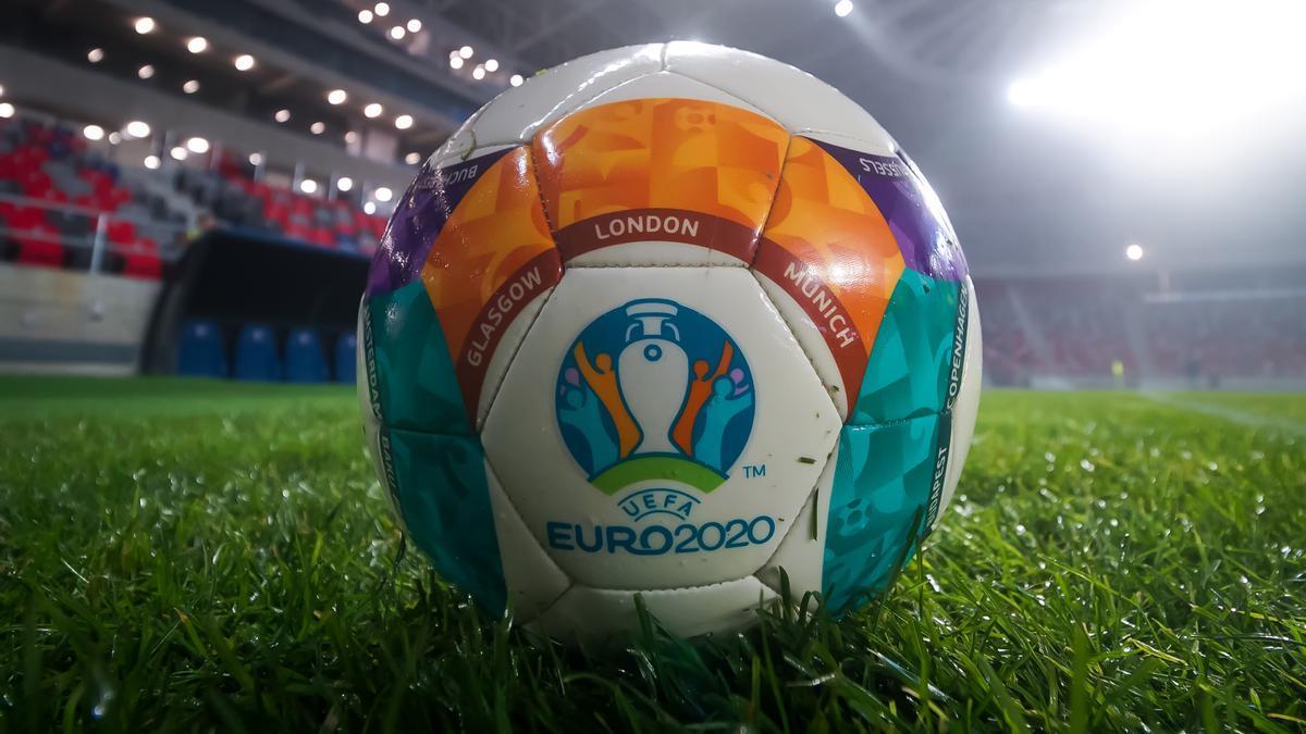 Balón de la Euro 2020.