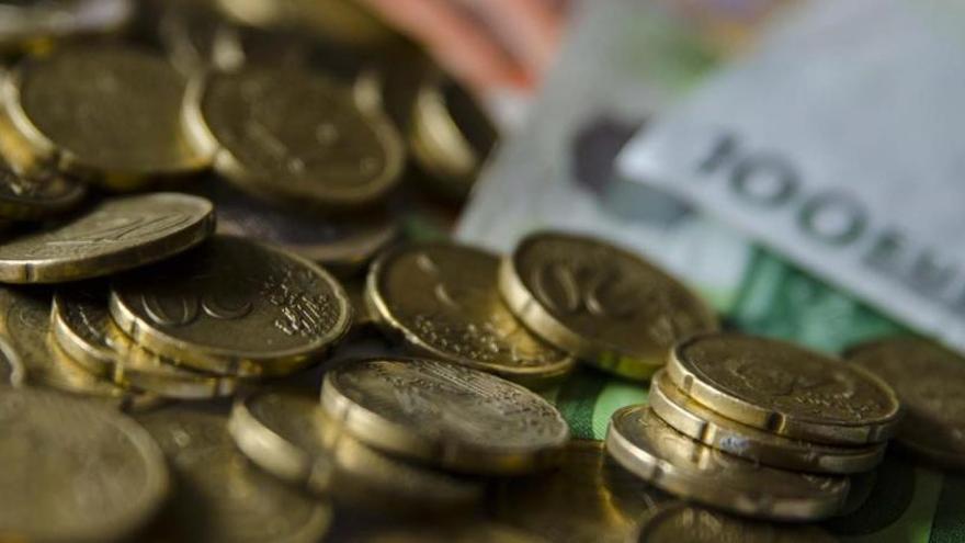 El Tesoro capta 2.887 millones de euros en letras a tipos más negativos