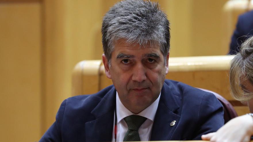 Cosidó deja tras dos años su cargo como asesor de la Junta