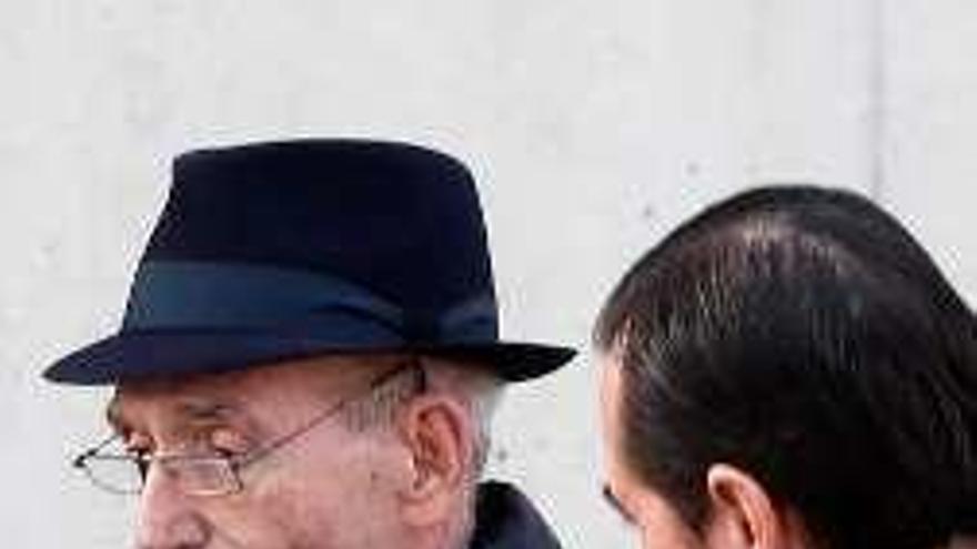 Norniella sigue los pasos de Rato y destaca que el Banco de España controlaba Bankia