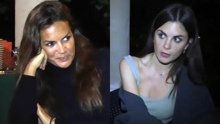 Alexia Rivas y Marta López protagonizan la primera bronca de 'Supervivientes' antes de su estreno
