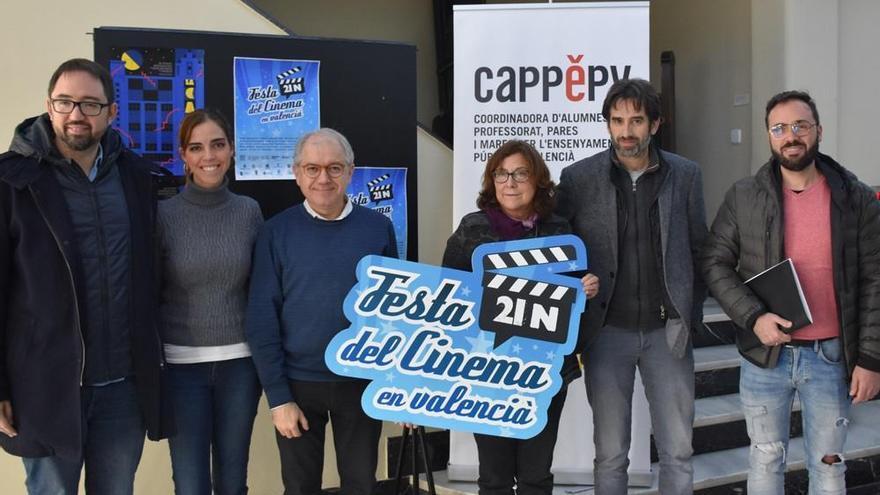 Més de 10.500 persones gaudixen de pel·lícules en valencià al cinema