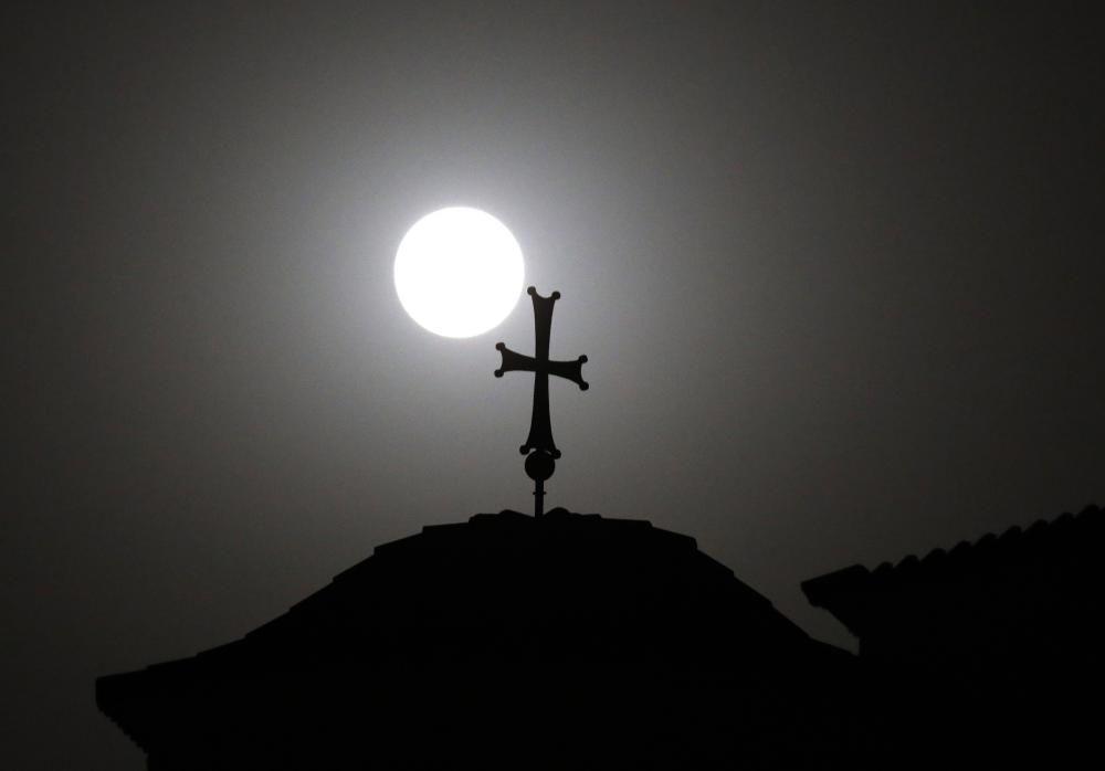 Las mejores imágenes del eclipse
