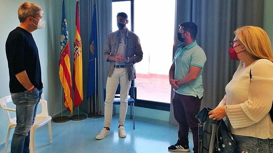 Peñíscola consensúa con las asociaciones la agenda festiva