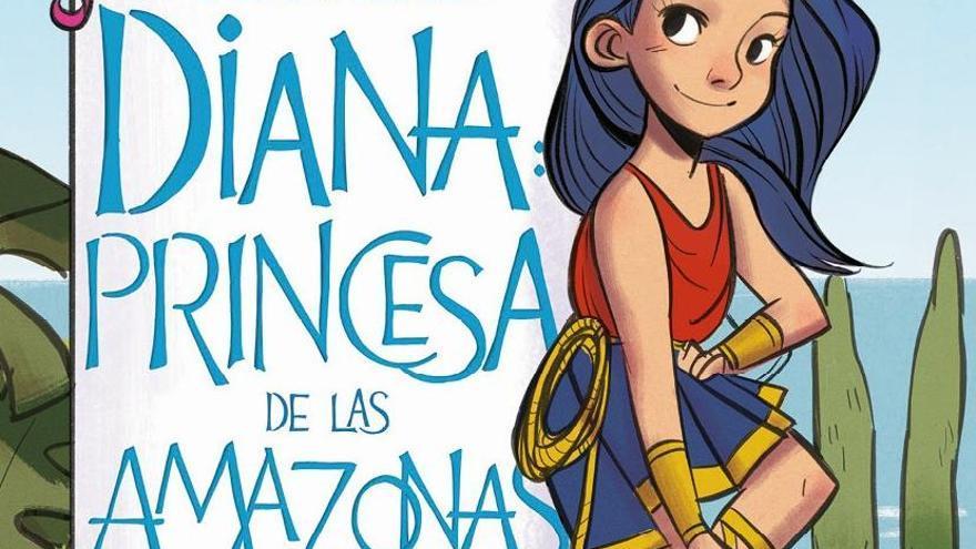 'Diana: Princesa de las amazonas': así es la infancia de 'Wonder Woman'