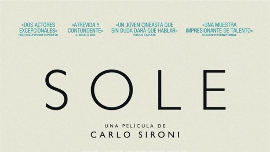 Cine: 'Sole'. Carlo Sironi (2019)