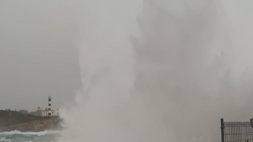 Gemeinden auf Mallorca beziffern Schäden durch Sturmtief Gloria