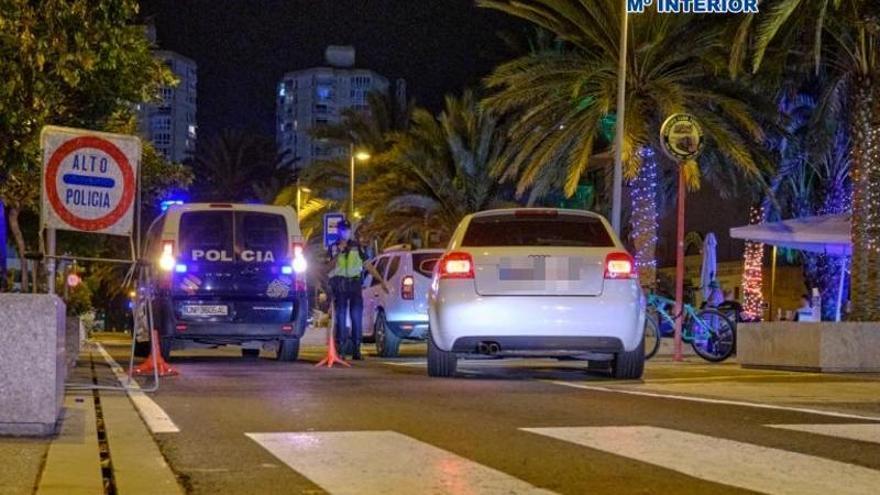 La Policía realiza 381 propuestas de sanción por incumplir la normativa Covid-19 en la provincia tinerfeña