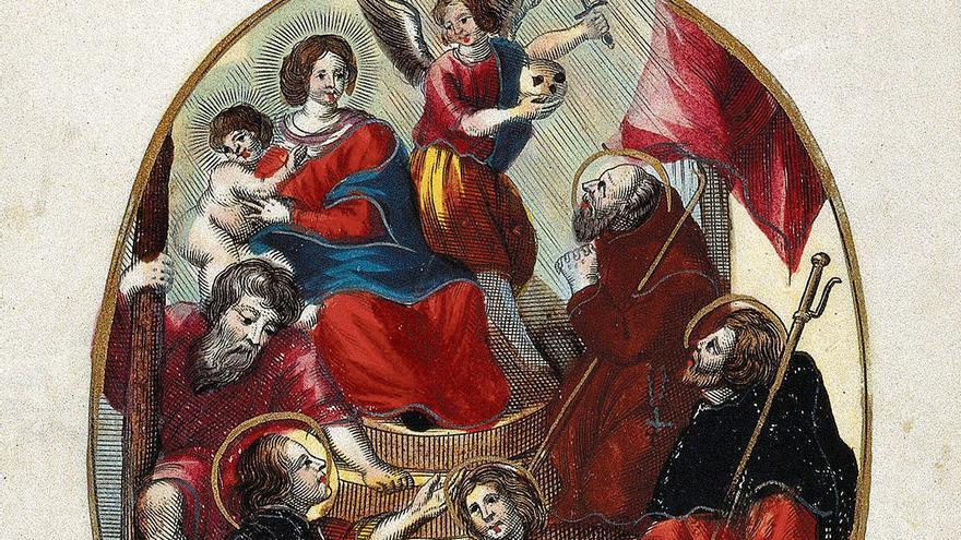 Wie die Pest auf Mallorca 1652 mit drakonischen Maßnahmen bekämpft wurde