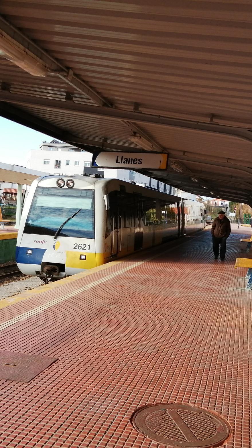 El tren asturiano no tiene pito que tocar