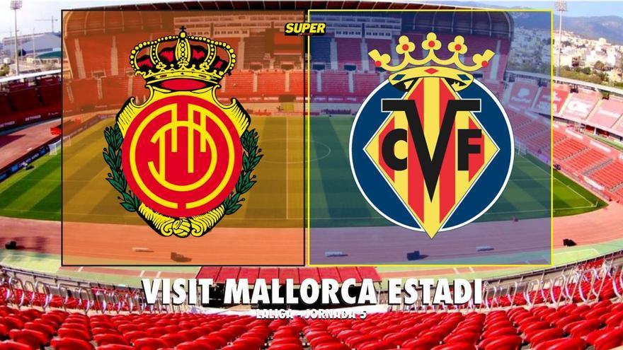 Directo | Mallorca - Villarreal