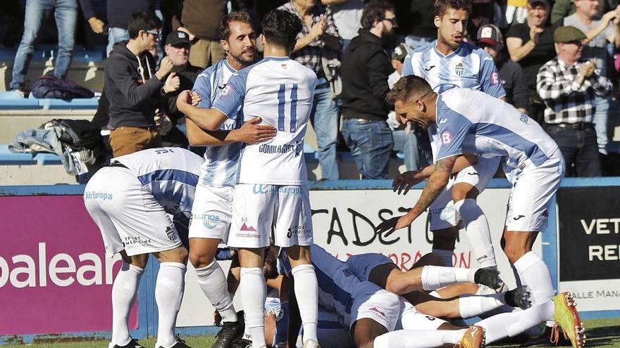 El Atlético Baleares, claro candidato al ascenso