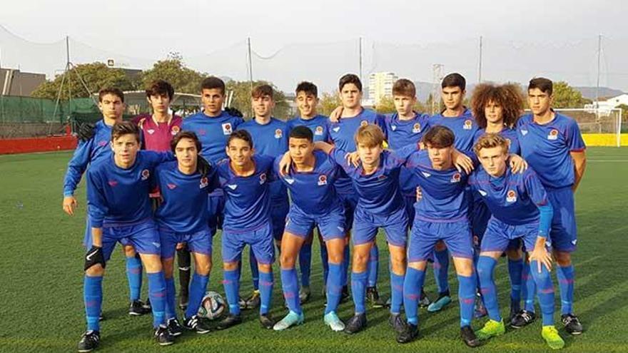 Balears sub-14 y 16 debutan hoy en el Nacional en Palma
