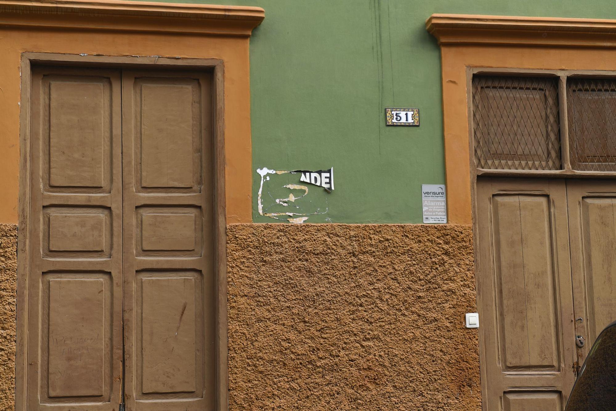 Los vecinos se unen contra los okupas en la calle Tauro