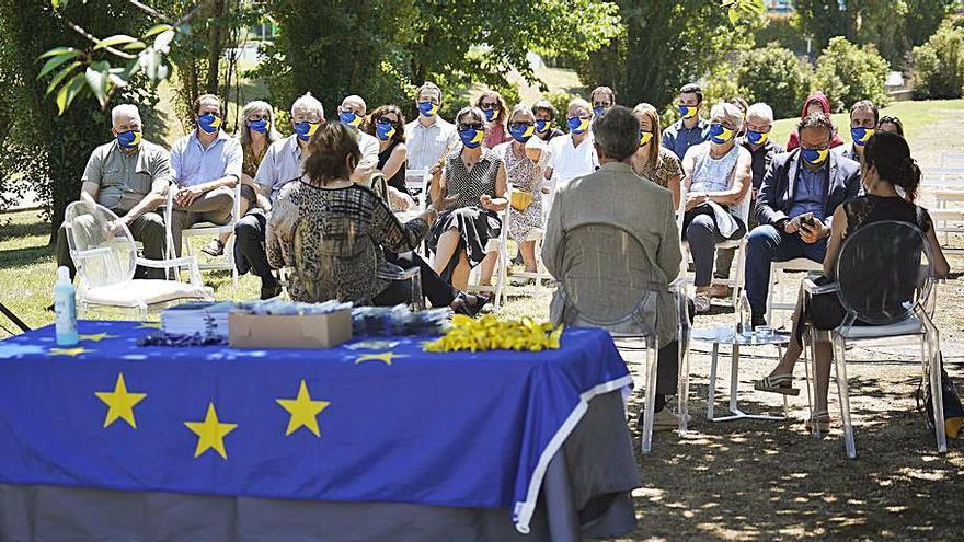 Drets dels ciutadans i fons de reconstrucció, eixos de l'Europe Direct