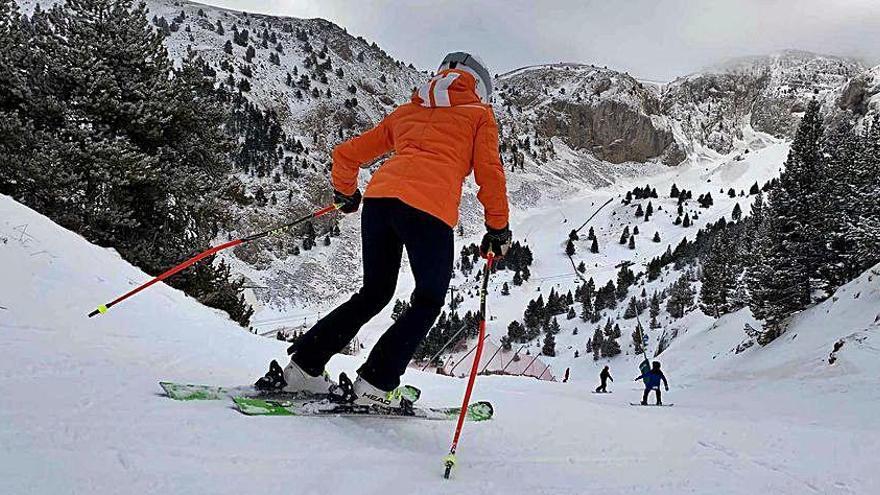 Masella defineix la temporada d'esquí de quatre mesos com a «agredolça»