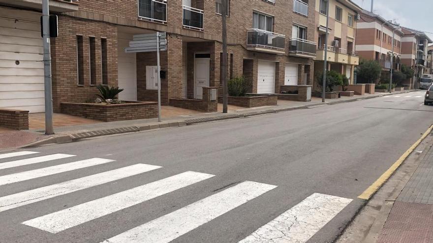 Santpedor farà efectiu el canvi de sentit dels carrers de la zona nord-est a partir de dijous