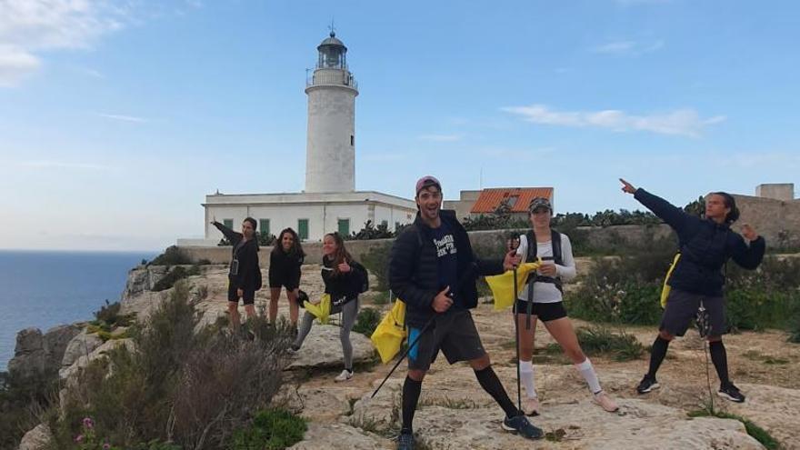Una gota de ecología y solidaridad en Formentera