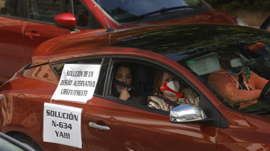 """El Suorccidente clama por una solución para el """"argayón"""" de Salas: """"Si fuera en Gandía ya estaría allí el ministro"""""""