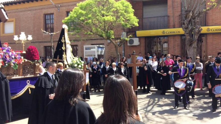 Semana Santa en Zamora: Villalpando