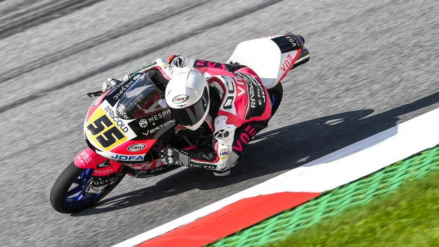 Carrera de Moto3 del GP de Austria, en directo