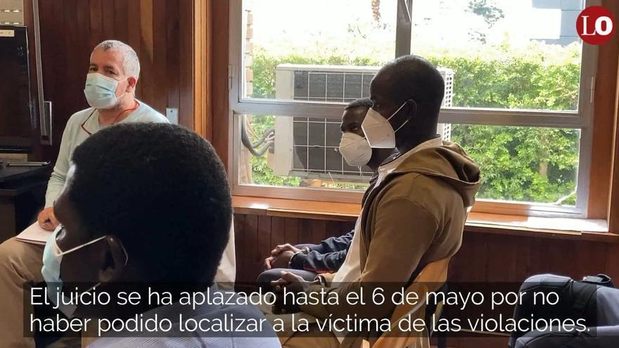 Se suspende el juicio contra la Manada de Santa Rita