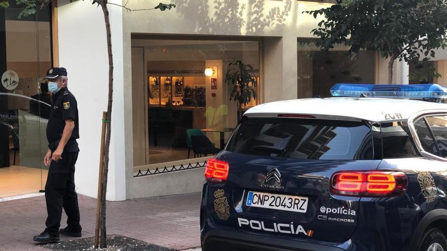 Detenido en Benidorm un fugitivo buscado por la justicia italiana