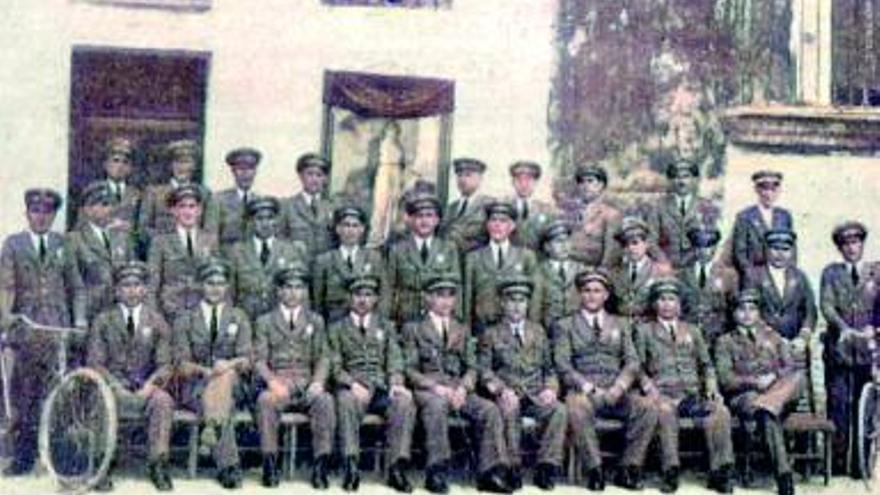 La Policia Local d'Alzira, camí del 150 aniversari
