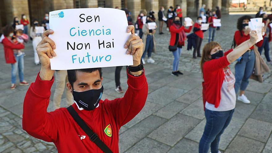 Voces contra la precariedad en ciencia