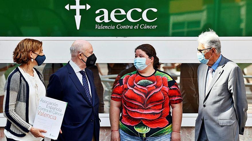 Las atenciones psicológicas a pacientes con cáncer suben un 36 % en pandemia