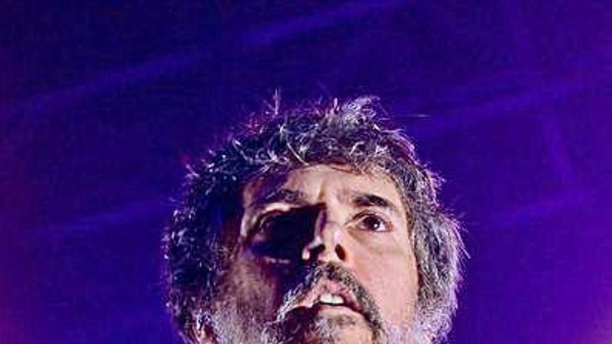 Iván Ferreiro se une al cartel de 'Caprichos musicales en paradores'