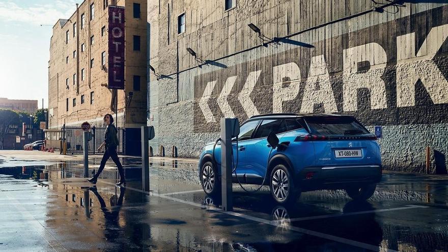 El 14% de los Peugeot 2008 producidos en Vigo son 100% eléctricos