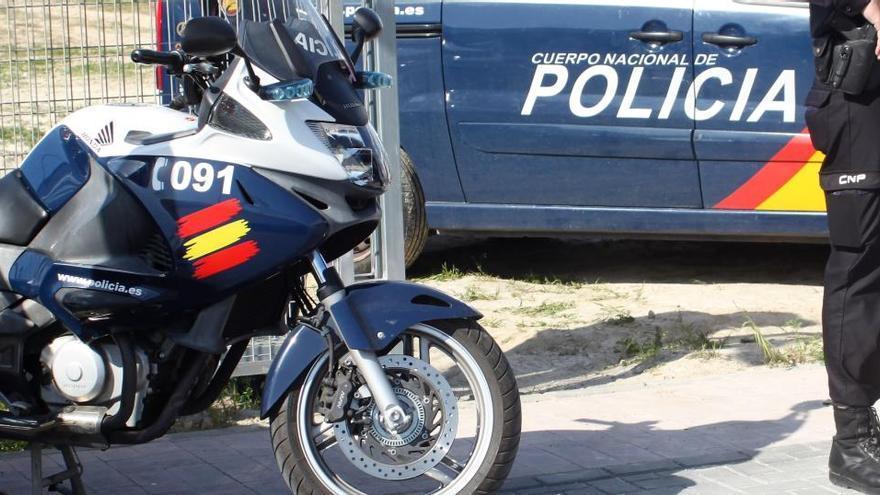 Detenido tras robar en una vivienda y dejarse una libreta con su nombre en Ferrol