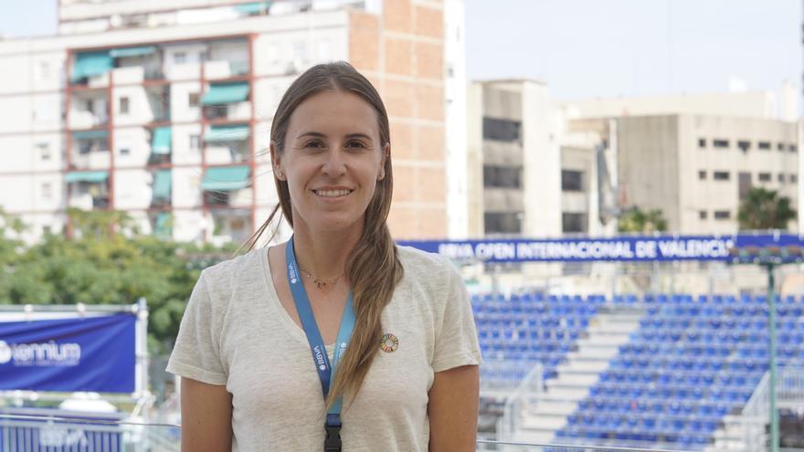 """""""Me ilusiona que haya jugadoras españolas y, sobre todo, valencianas"""""""