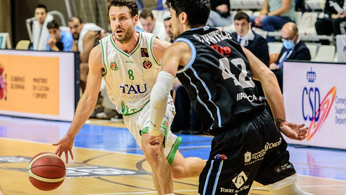 El TAU Castelló busca el pase al 'play-off'
