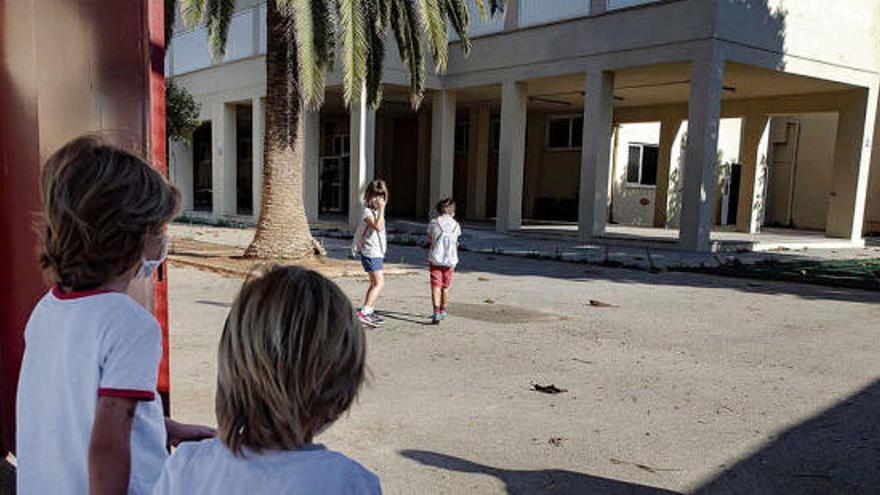 Leichter Anstieg der Neuinfektionen an Mallorcas Schulen