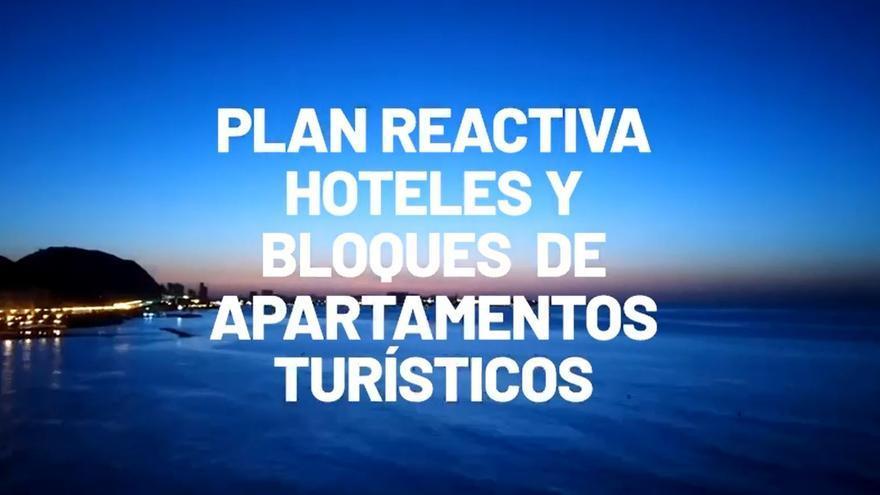 El Ayuntamiento de Alicante destina 500.000 euros para ayudar a sufragar los gastos fijos de hoteles y apartamentos