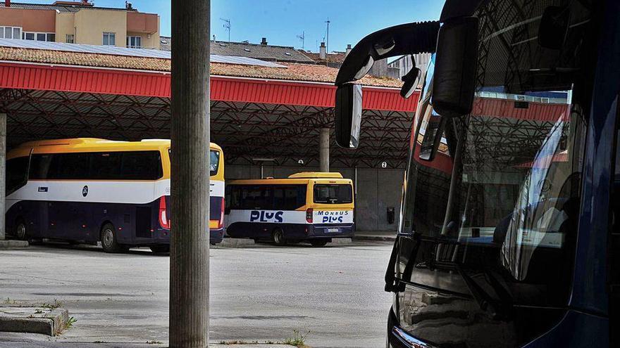 La caída de usuarios de autobús llegó al 95% en los momentos más duros de la pandemia